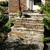 Stone steps and walkway